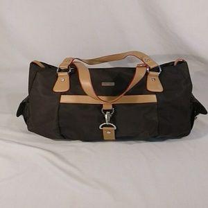 Kaximiya Leather Travel Bag